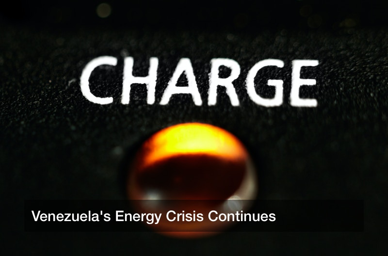 Venezuela's Energy Crisis Continues